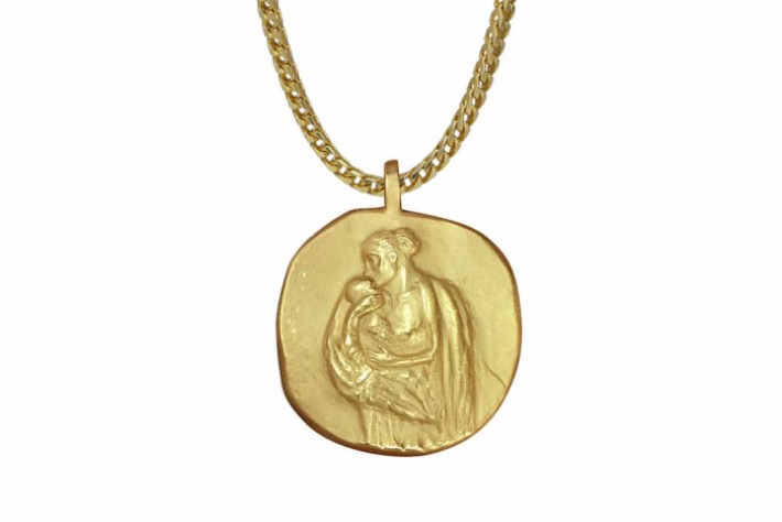 Kanye West, Yeezy, jewelry collection, limited edition, expensive jewelry, exclusive design jewelry collection YEEZY Jewelry collection by Kanye West available at Colette YEEZY Jewelry collection by Kanye West available at Colette 5