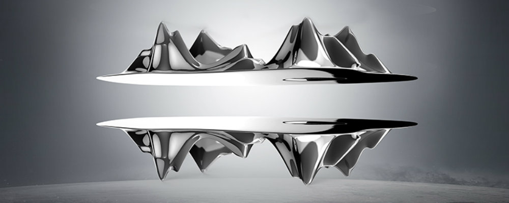 Sci-Fi inspired new Furniture Collection by Ma Yansong