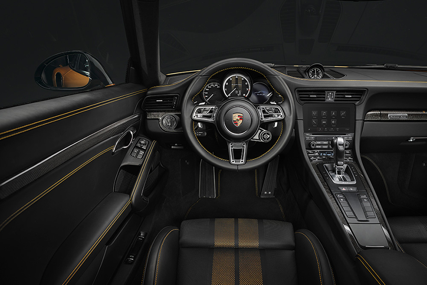 The Most Powerful Porsche 911 Turbo S Ever
