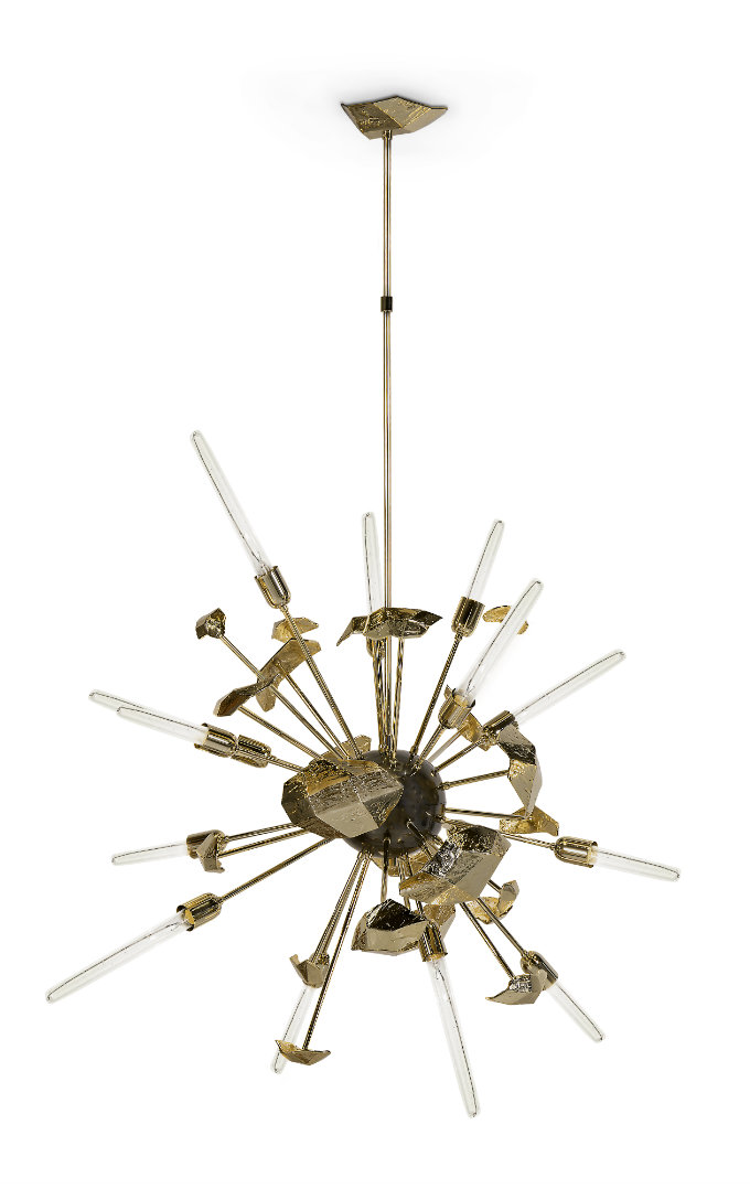6 Artistic Limited Edition Design Pieces You Can't Miss limited edition 6 Artistic Limited Edition Design Pieces You Can't Miss supernova chandelier 22