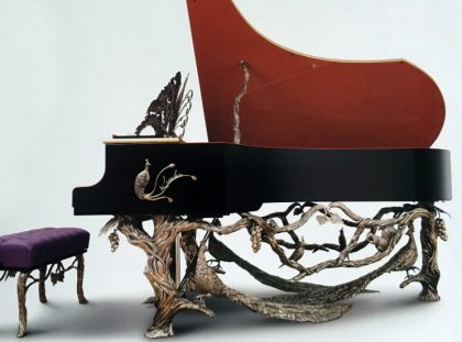 Grand Bohemian - The Piano by Bösendorfer
