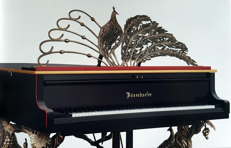 the piano Grand Bohemian – The Piano by Bösendorfer 2 Bosendorfer GrandBohemianPiano 1