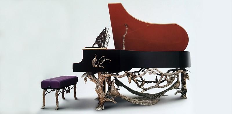 the piano Grand Bohemian – The Piano by Bösendorfer 3 Bosendorfer GrandBohemianPiano
