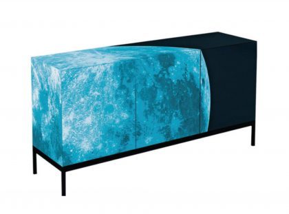 Full Moon Limited Edition Sideboard designed by Sotirios Papadopoulos