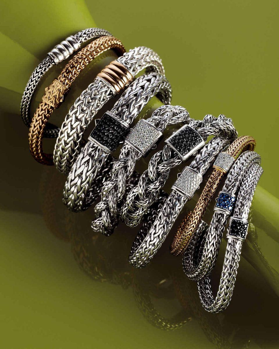 Discover the Luxury Handmade Jewelry by John Hardy