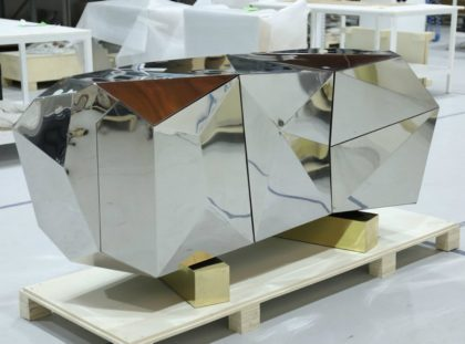 Diamond Pyrite Sideboard to Celebrate 10 Years of Exclusive Design sideboard Diamond Pyrite Sideboard to Celebrate 10 Years of Exclusive Design djdjd 420x311
