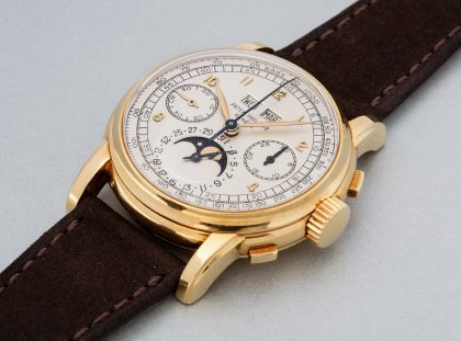 Luxury Christmas Gifts: the most special vintage watches on earth