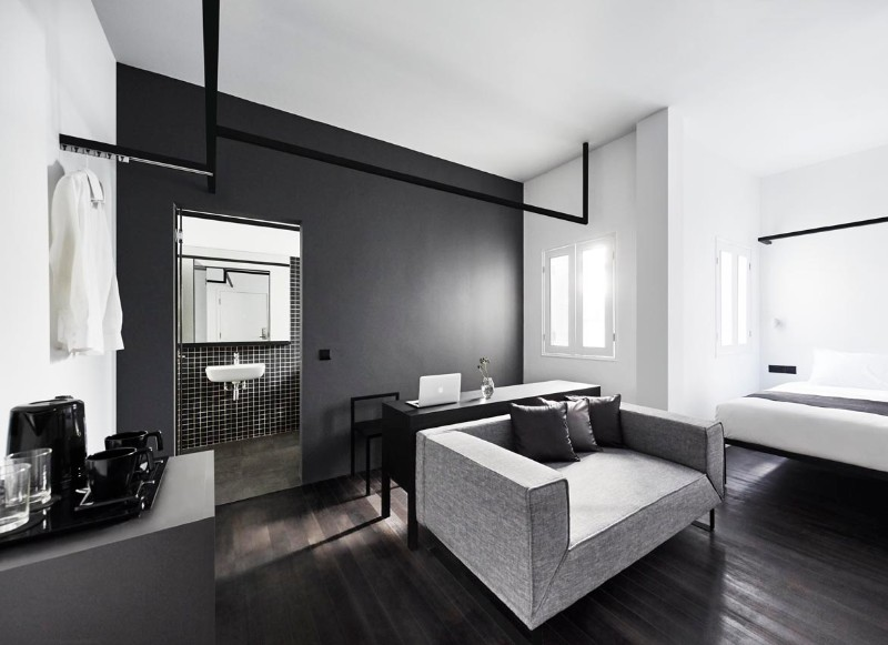 hotel interior design hotel interior design Luxury Hotel Interior Design: Minimalist Monochromatic Style Luxury Hotel Interior Design Minimalist Monochromatic Style 1