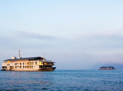 Luxury Hotels - Japan's Upcoming Floating Hotel Guntu luxury hotels Luxury Hotels – Japan's Upcoming Floating Hotel Guntu Luxury Hotels Japan   s Upcoming Floating Hotel Guntu1 1 420x311
