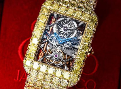 The Jacob & Co Watches - Millionnaire Is A Diamond Galaxy