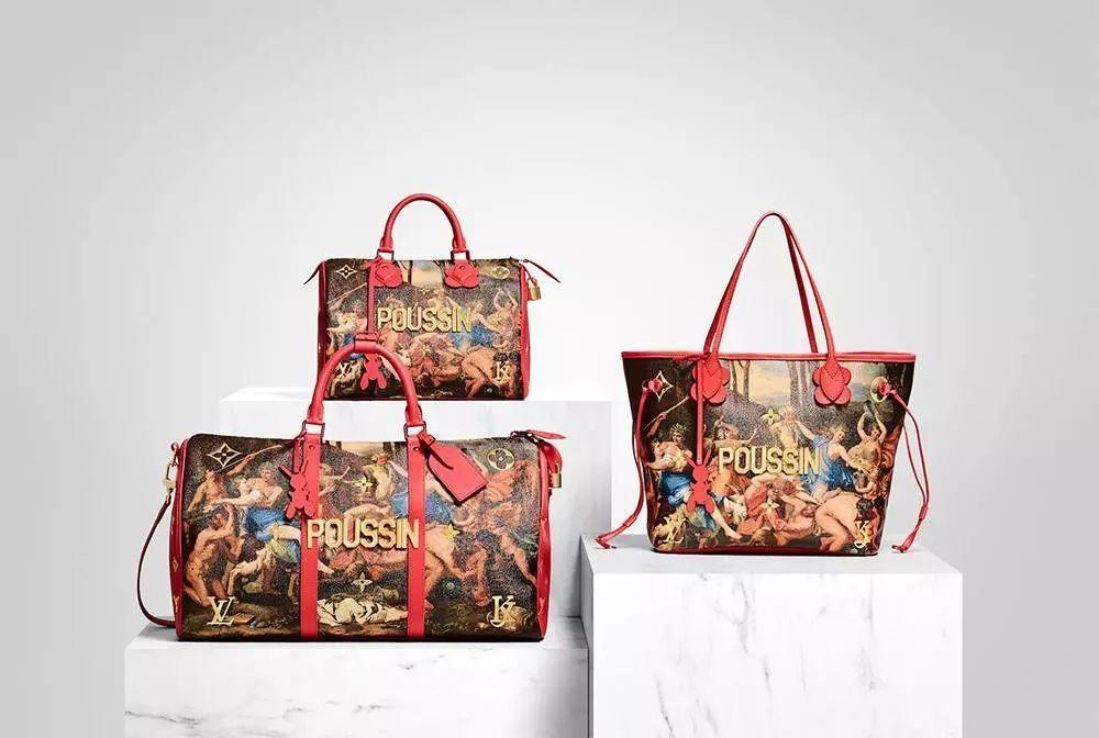 exclusive designs Exclusive Designs: Jeff Koons x Louis Vuitton Bags 1ce31623fd7941b0bde40f38a80909c6