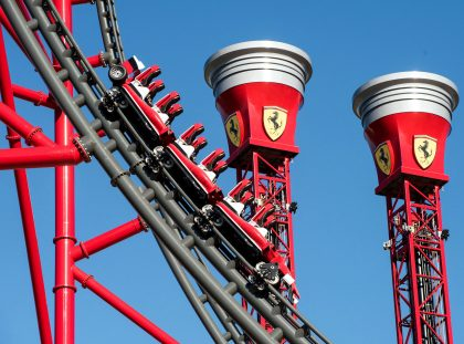 Welcome to the Exclusive Experience on Ferrari Land