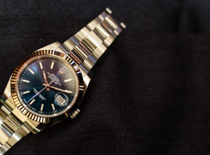 Baselworld 2018 – Rolex Novelties