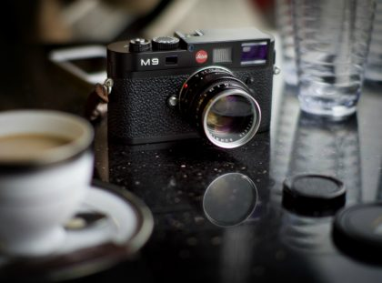 Limited Edition - World Record 1923 Leica Camera