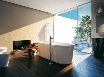 Discover Luxury Bathrooms with AXOR axor Discover Luxury Bathrooms with AXOR ax starck bath ambience 1154x650 420x311