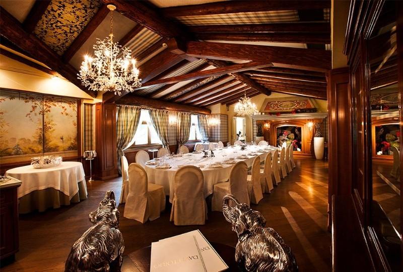 top restaurants Top Restaurants in Milan to Visit During Salone del Mobile Da Vittorio di Brusaporto 2