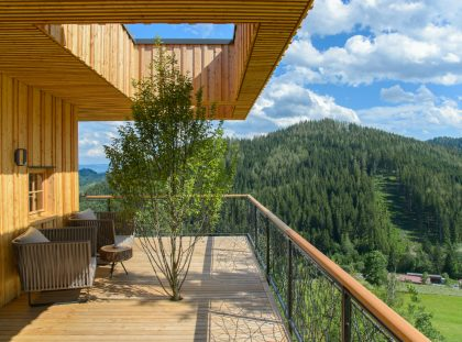 Deluxe Mountain Chalets Designed by Viereck Architekten
