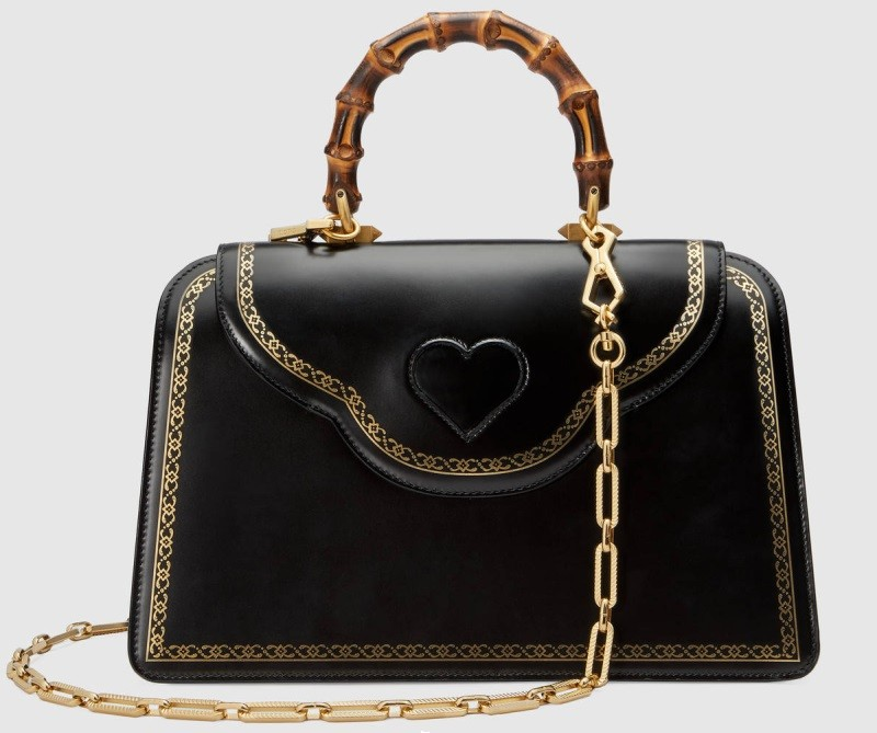 gucci Limited Edition: New Bamboo Bag by Gucci Limited Edition New Bamboo Bag by Gucci 2