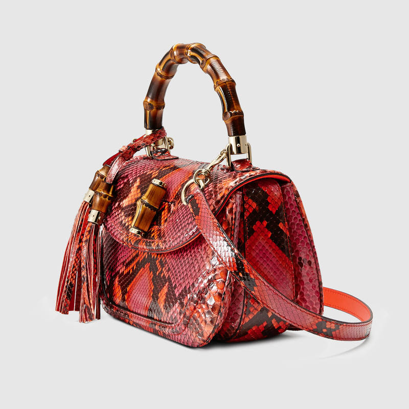 gucci Limited Edition: New Bamboo Bag by Gucci Limited Edition New Bamboo Bag by Gucci 7