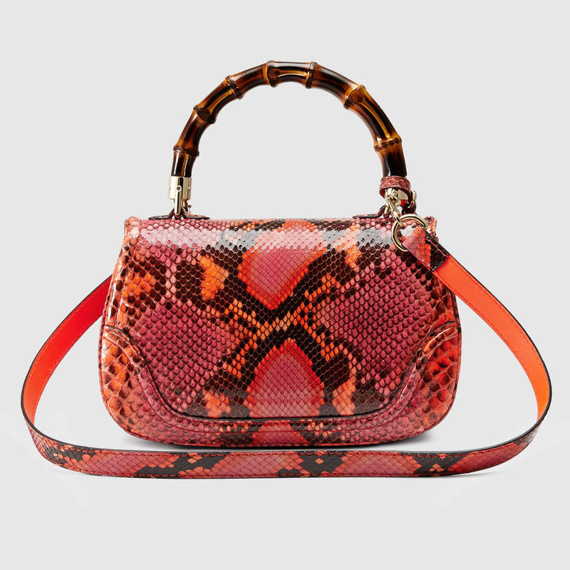 gucci Limited Edition: New Bamboo Bag by Gucci Limited Edition New Bamboo Bag by Gucci 8