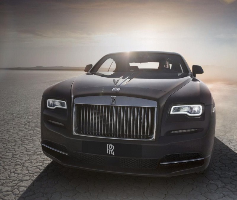 Rolls Royce Rolls Royce launches Limited Edition Wraith with Jenson Button Rolls Royce launches Limited Edition Wraith with Jenson Button 2