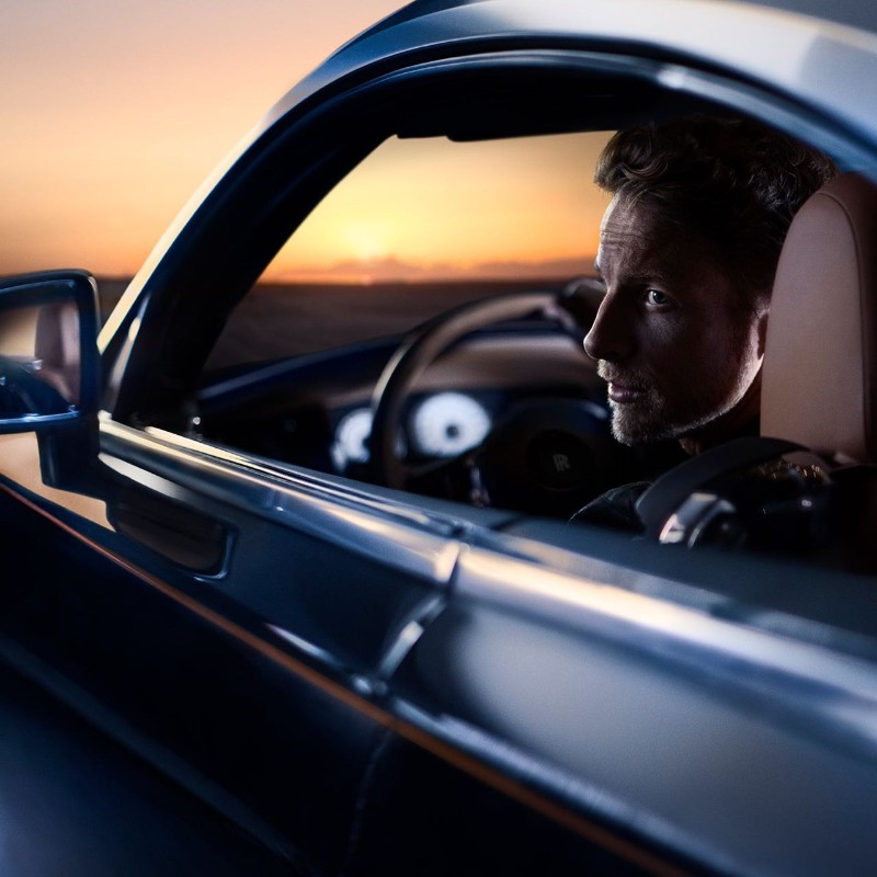 Rolls Royce Rolls Royce launches Limited Edition Wraith with Jenson Button Rolls Royce launches Limited Edition Wraith with Jenson Button 3
