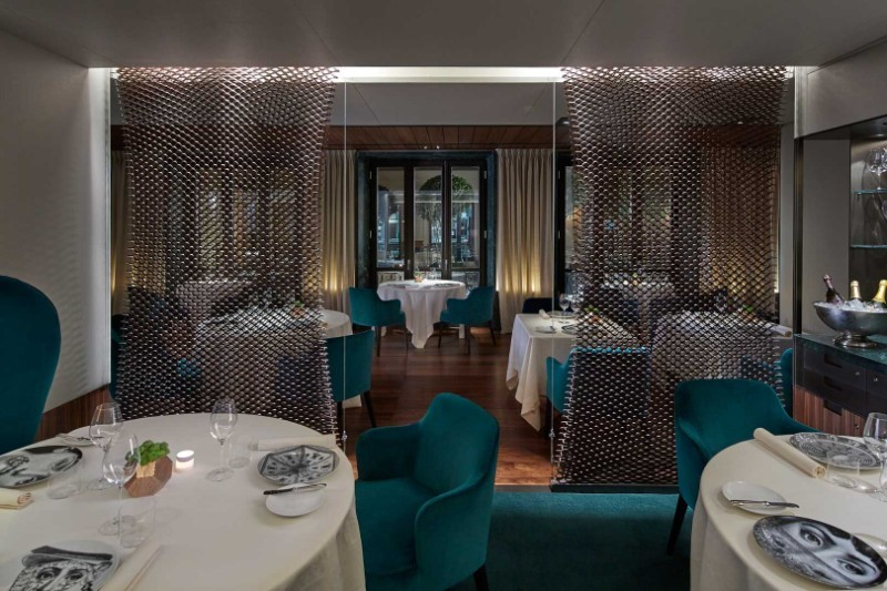 Top restaurants in milan to visit during salone del mobile for Salone del mobile hotels