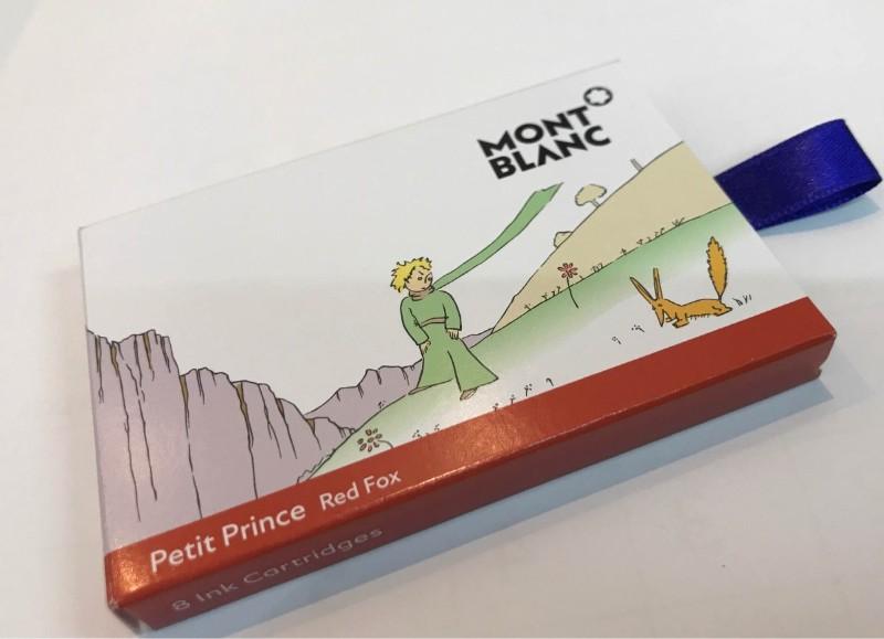 special edition special edition Montblanc: Le Petit Prince Special Edition cartucho tinta montblanc le petit prince lancamento D NQ NP 856829 MLB27170172276 042018 F
