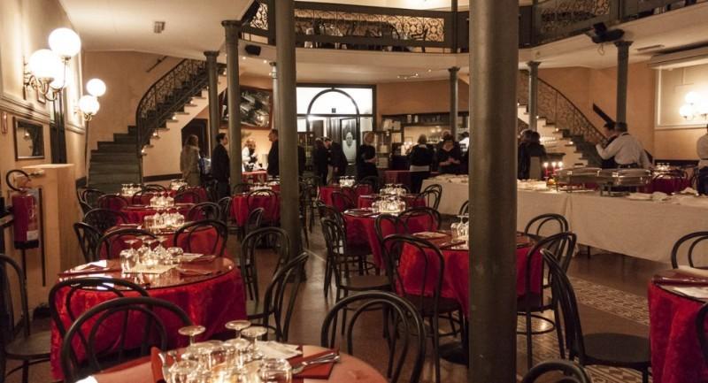 top restaurants Top Restaurants in Milan to Visit During Salone del Mobile osteria del treno milano1 960x520