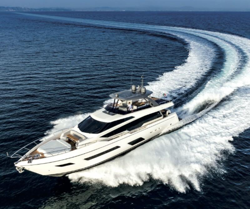 Singapore Yacht Show singapore yacht show Must Visit: Singapore Yacht Show 2018 7 Ferretti 780 1