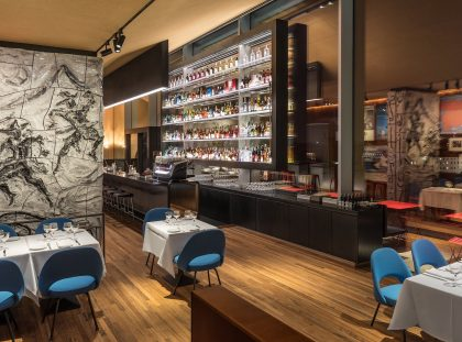Fondazione Prada Opens Luxury Restaurant