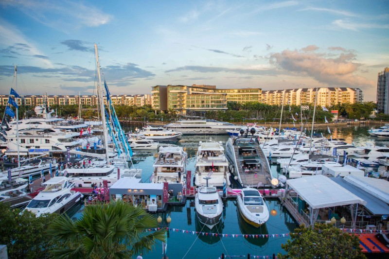 Singapore Yacht Show singapore yacht show Must Visit: Singapore Yacht Show 2018 EE3A5043RT creditBlueiProd 1