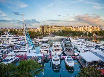 Must Visit: Singapore Yacht Show 2018