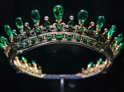 Kensington Palace unveils exclusive Fife Tiara