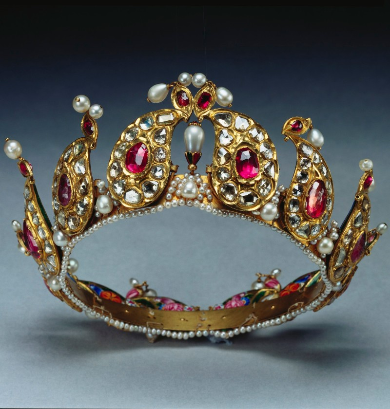 Kensington palace unveils exclusive fife tiara design for Indian jewelry queens ny