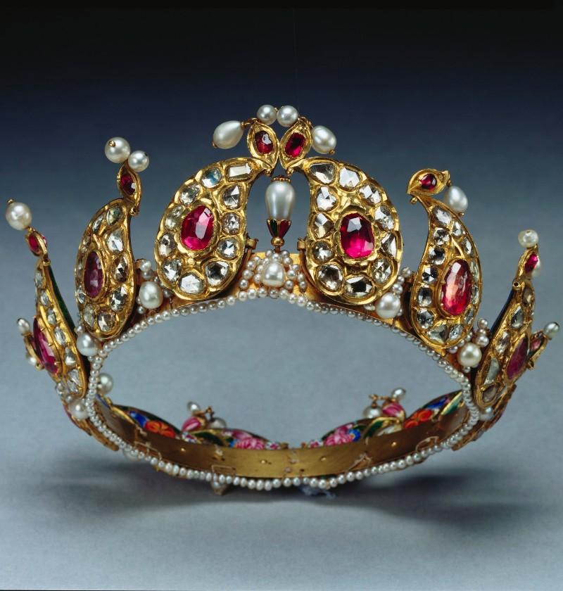fife tiara Kensington Palace unveils exclusive Fife Tiara Kensington Palace unveils exclusive Fife Tiara 3