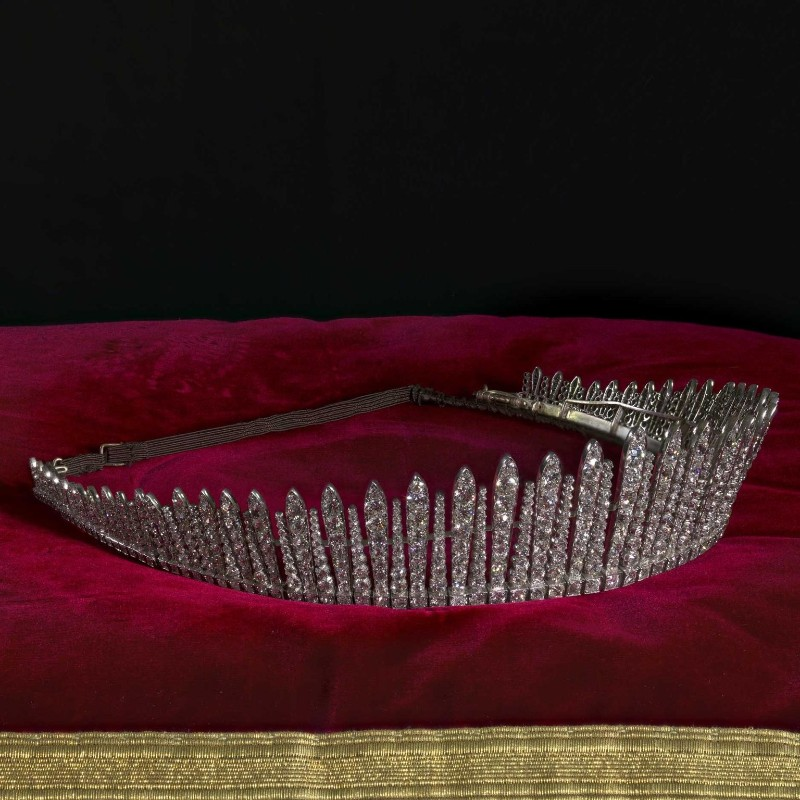 fife tiara Kensington Palace unveils exclusive Fife Tiara Kensington Palace unveils exclusive Fife Tiara 8