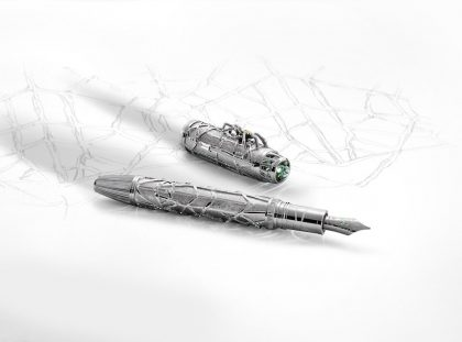 Montblanc New Limited Edition Heritage Metamorphosis Pen limited edition Montblanc New Limited Edition Heritage Metamorphosis Pen LuxExpose MB Spider LE10 PR Composing RGB 180226 1 420x311