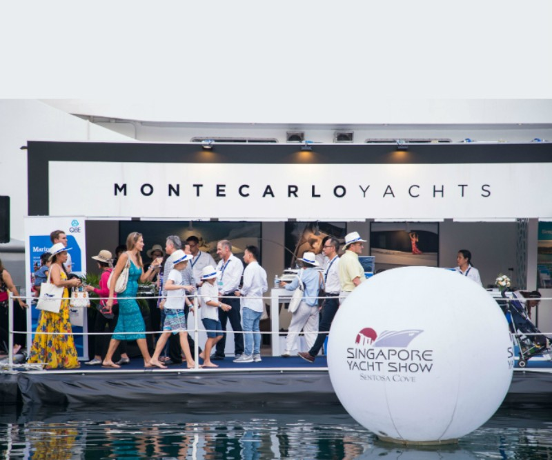 singapore yacht show Must Visit: Singapore Yacht Show 2018 Singapore Yacht Show 2018 Returns 1 luxuo  1