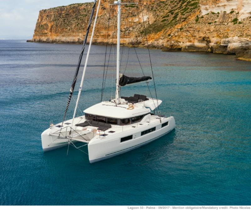 singapore yacht show Must Visit: Singapore Yacht Show 2018 Singapore Yacht Show 2018 Returns Lagoon 50 1 luxuo 660 1