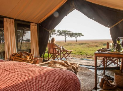 Exclusive Destinations: Tanzania's Luxury Intimate Safari Camps
