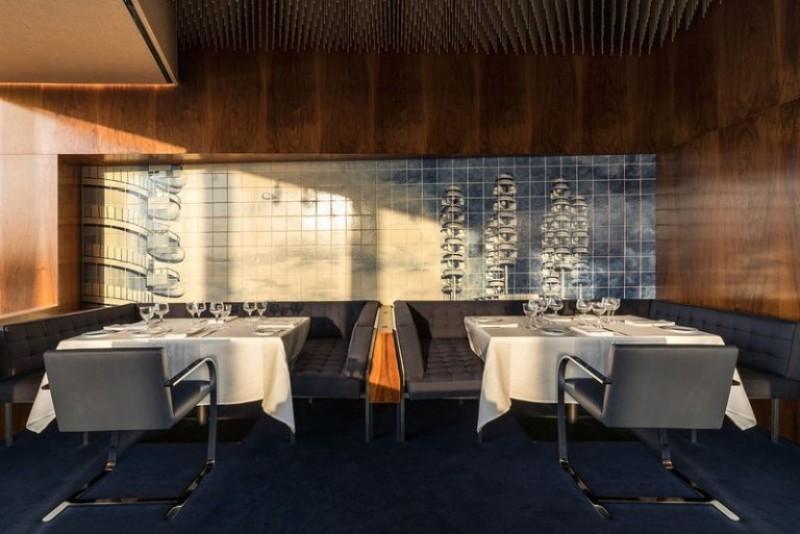 Fondazione Prada fondazione prada Fondazione Prada Opens Luxury Restaurant fondazione prada ispirations 6  1