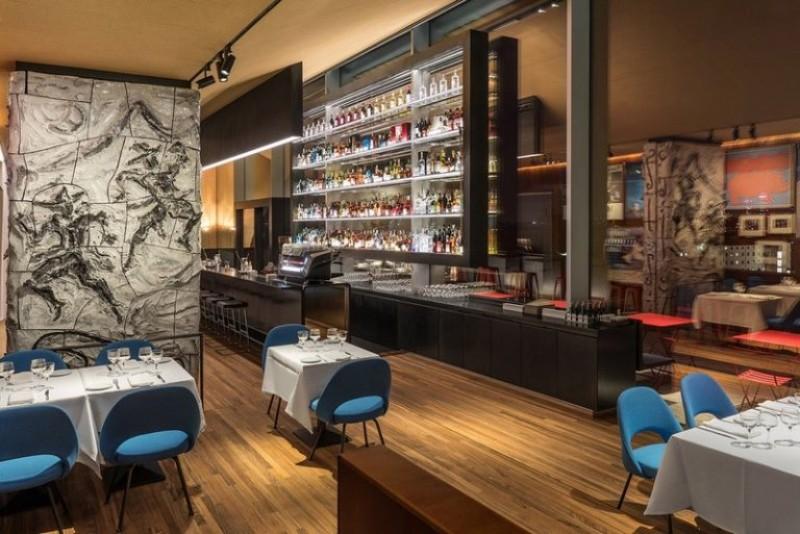 Fondazione Prada fondazione prada Fondazione Prada Opens Luxury Restaurant fondazione prada ispirations 7 768x513 1