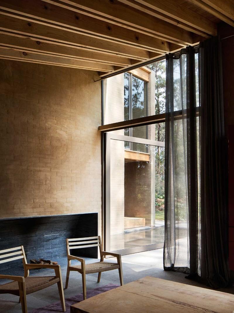 Mexican Architecture Mexican Architecture – Entre Pinos by Taller Hector Barroso s10 entre pinos valle de bravo mexico by taller hector barroso yatzer