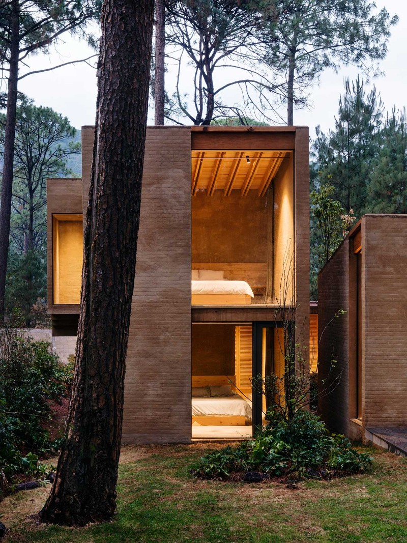 Mexican Architecture Mexican Architecture – Entre Pinos by Taller Hector Barroso s9 entre pinos valle de bravo mexico by taller hector barroso yatzer