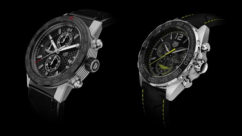 tag heuer Tag Heuer & Aston Martin: Special Edition Timepiece Celebrates Luxury Partnership tagheuer formula 1 aston martin 2018 1