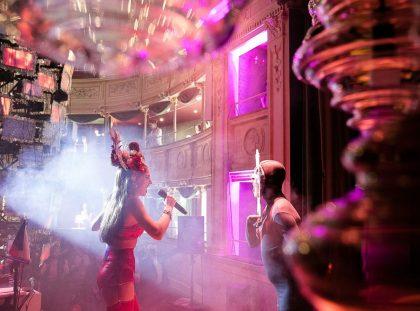 Monster Cabaret, A Phantasmagorical Show by Lasvit