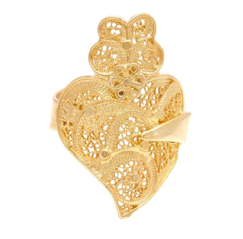 filigree Must See The Design and Craftsmanship Testimony: Filigree Jewelry Cora    o de Viana by Portugal Jewels 1 1