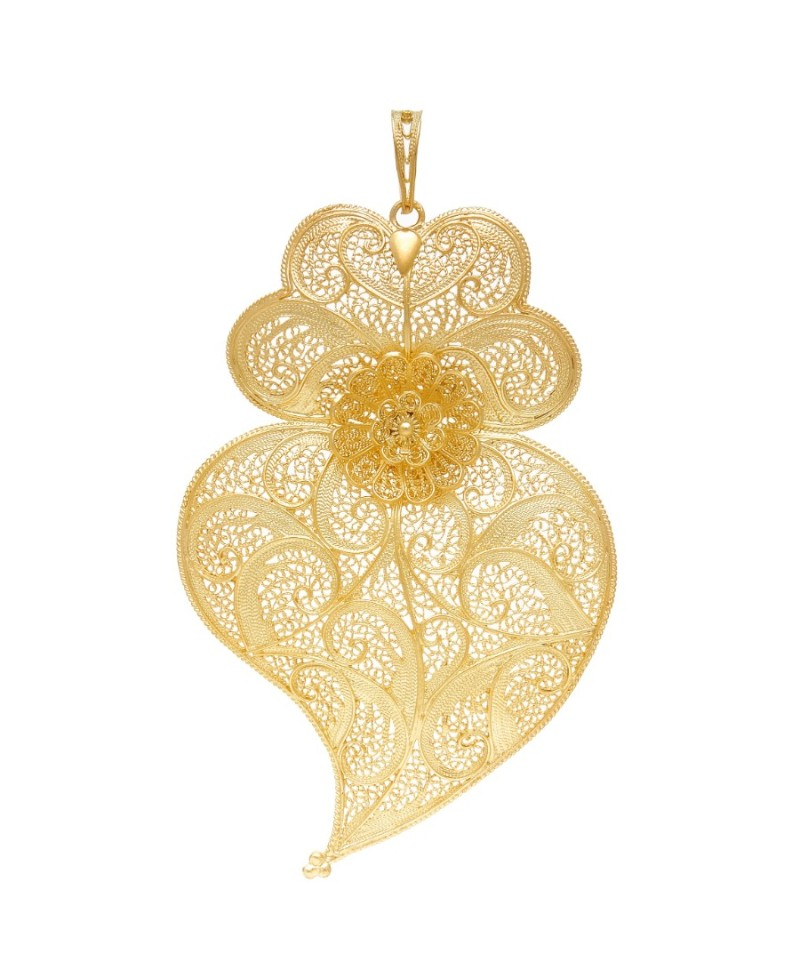 filigree Must See The Design and Craftsmanship Testimony: Filigree Jewelry Cora    o de Viana by Portugal Jewels 3