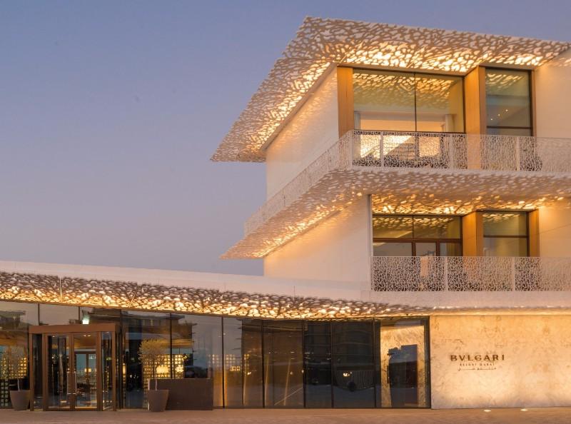 Luxury Experience: Bvlgari Resort Dubai